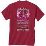 New World Graphics Women's University of South Carolina Cuter in Team T-shirt