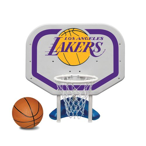 Poolmaster® Los Angeles Lakers Pro Rebounder Style Poolside Basketball Game