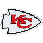 Team ProMark Kansas City Chiefs Color Emblem - view number 1