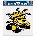 WinCraft Wichita State University Perfect Cut Color Decal