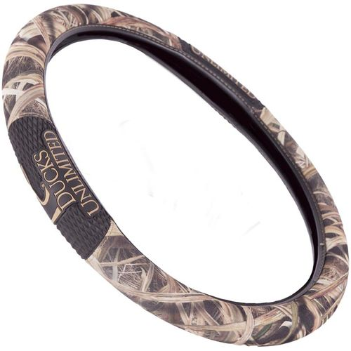 Display product reviews for Ducks Unlimited 2-Grip Steering Wheel Cover