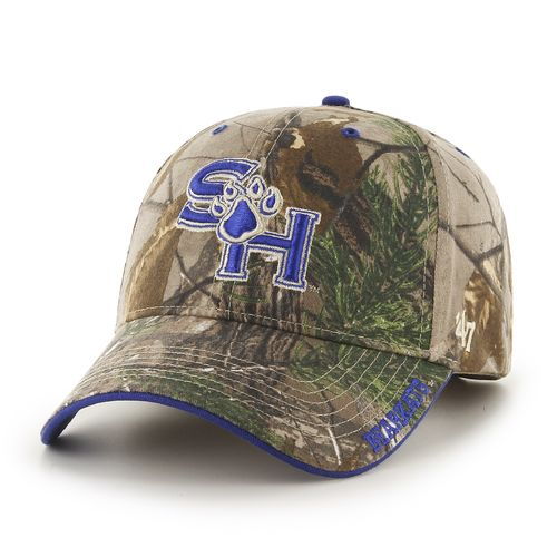 '47 Adults' Sam Houston State University Realtree Frost Camo MVP Cap