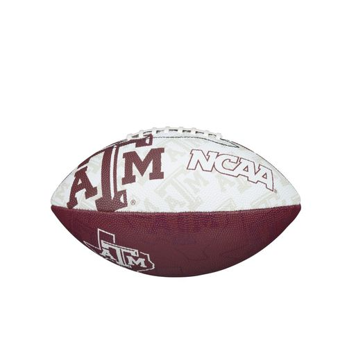 Wilson Texas A&M University Super Grip Football