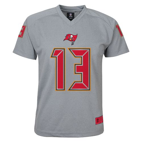 NFL Boys' Tampa Bay Buccaneers Player Stealth Performance T-shirt - view number 2