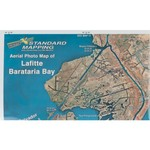 Standard Mapping 340 Lafitte - Barataria Bay Folding Map