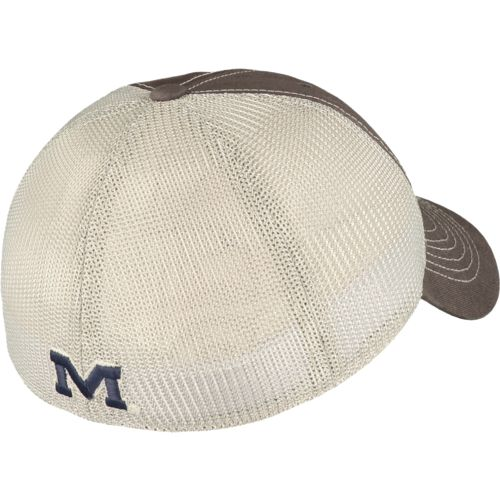 Top of the World Adults' University of Mississippi Putty Cap - view number 2