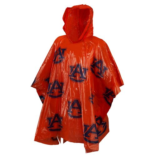 Storm Duds Men's Auburn University Lightweight Stadium Rain Poncho