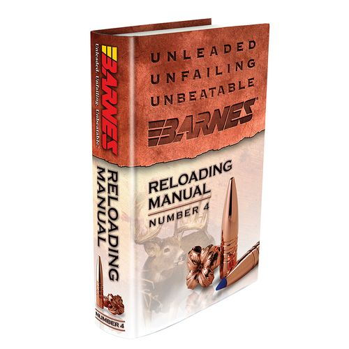 BARNES® Reloading Manual Number 4