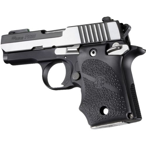 Hogue SIG SAUER P938 Ambidextrous Safety Rubber Grip