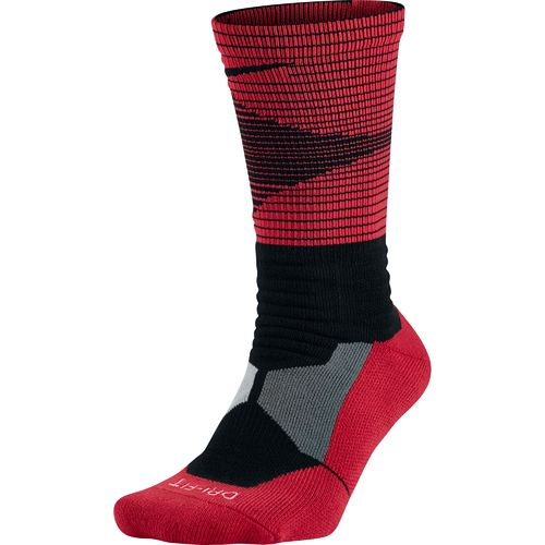 Nike Adults' Hyper Elite Disruptor Crew Basketball Socks
