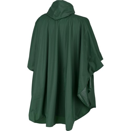 Storm Duds Men's Southeastern Louisiana University Heavy-Duty Rain Poncho - view number 2