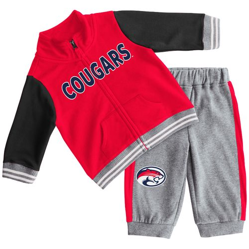 Colosseum Athletics Infant Boys' University of Houston Team Captain Fleece Set