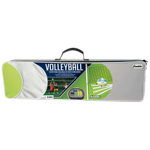 Franklin Sports Intermediate Volleyball Set - view number 2