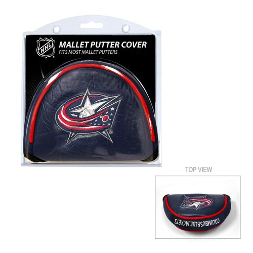 Team Golf Columbus Blue Jackets Mallet Putter Cover - view number 1