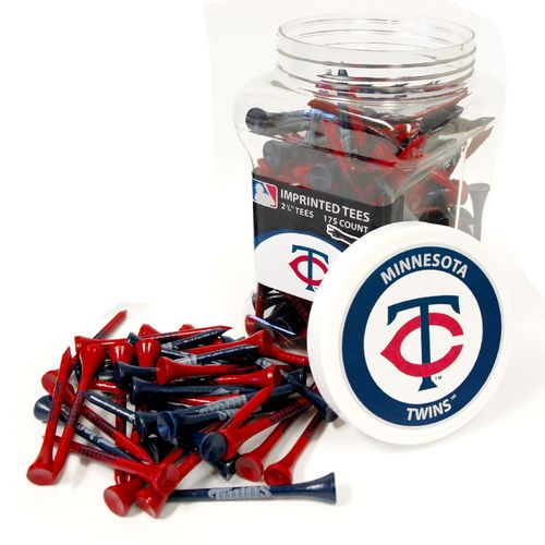 Team Golf Minnesota Twins Tees 175-Pack