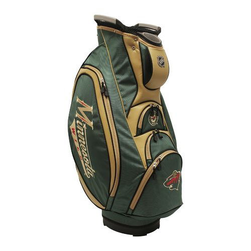 Team Golf Minnesota Wild Victory Cart Golf Bag - view number 1