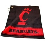 Team Golf University of Cincinnati Woven Towel - view number 1