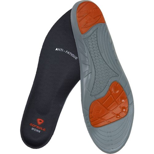Sof Sole Men's Work Insoles