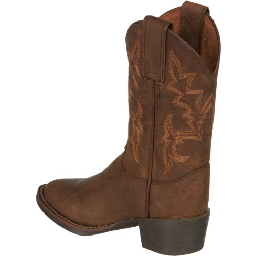 Justin Kids' Buffalo AQHA Foundation Western Boots - view number 3