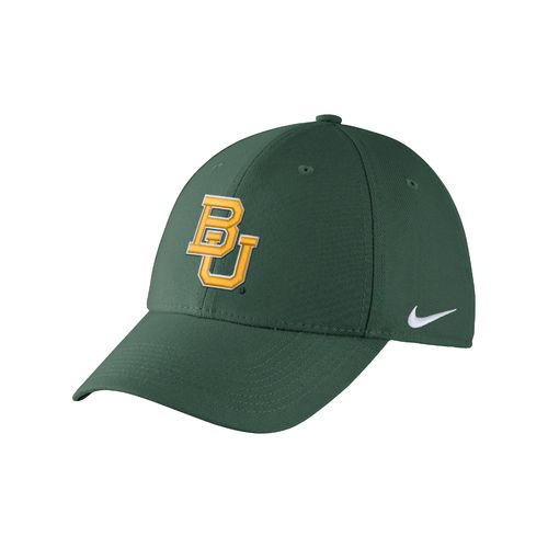Nike™ Adults' Baylor University Swoosh Flex Cap