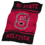 Logo North Carolina State University Ultrasoft Blanket