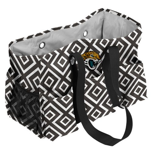 Logo™ Jacksonville Jaguars DD Junior Caddy Tote Bag