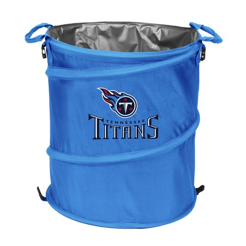 Logo™ Tennessee Titans Collapsible 3-in-1 Cooler/Hamper/Wastebasket