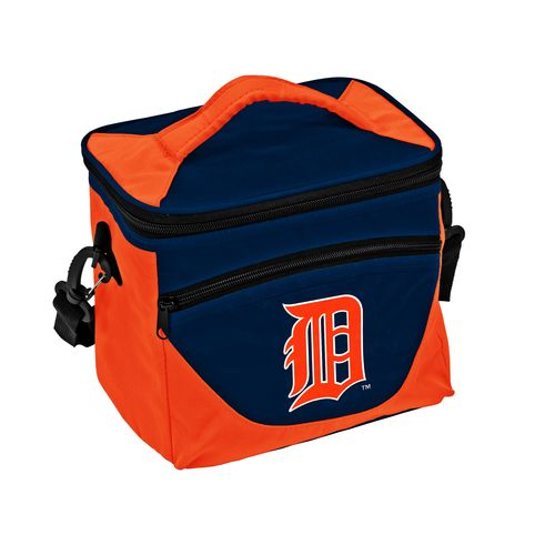 Logo Detroit Tigers Halftime Lunch Cooler