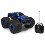 World Tech Toys The Outlaw Big Wheel Off-Road 4x4 RC Monster Truck