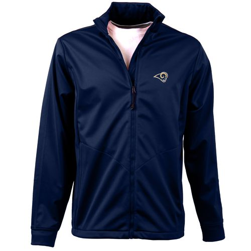Antigua Men's St. Louis Rams Golf Jacket - view number 1