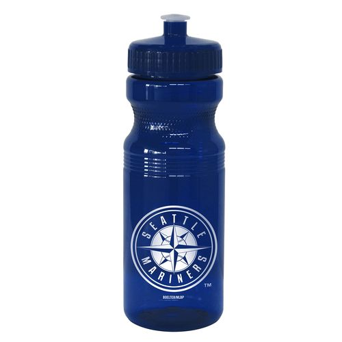 Boelter Brands Seattle Mariners 24 oz. Squeeze Water Bottles 2-Pack