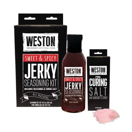 Weston Sweet and Spicy Jerky Tonic Seasoning Kit