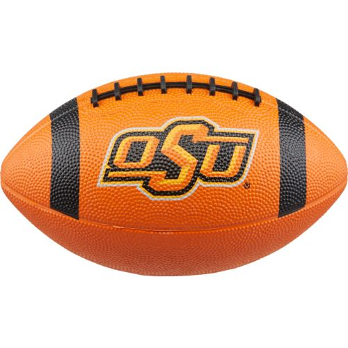 Baden Oklahoma State University Mini Rubber Football
