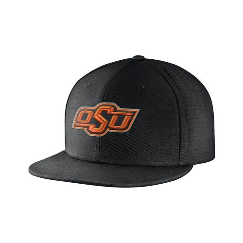 Nike™ Men's Oklahoma State University True Vapor Fitted Cap
