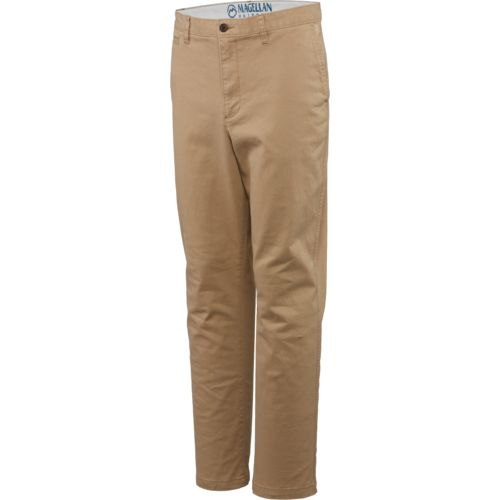 Magellan Outdoors™ Men's Twill Flat Front Pant