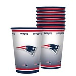 Boelter Brands New England Patriots 20 oz. Souvenir Cups 8-Pack