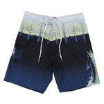 Guy Harvey Men's Marlinear Print Boardshort