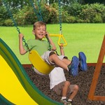 Backyard Discovery™ Weston Wooden Swing Set - view number 10