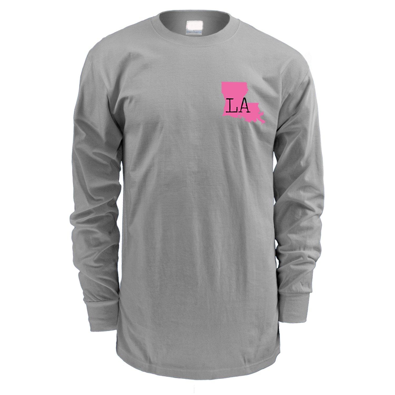 Soffe Juniors' Garment Dye Long Sleeve T-shirt