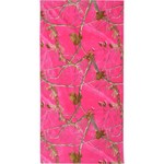 O'Rageous® Realtree Xtra® Pink Beach Towel