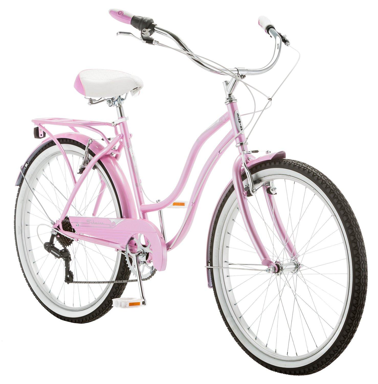 "Schwinn® Women's Perla 26"" 7-Speed Cruiser Bicycle"