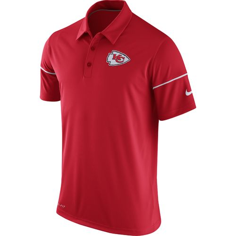 Nike Men's Kansas City Chiefs Team Issue Polo