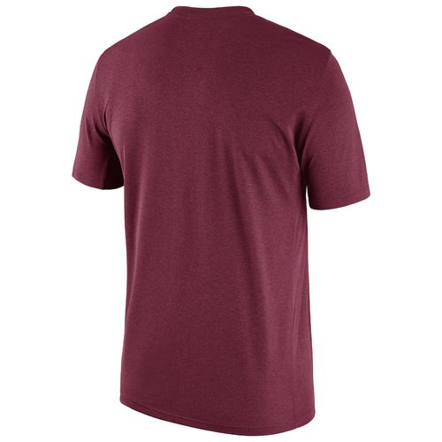 Nike Men's Florida State University Dri-FIT Legend Authentic Short Sleeve T-shirt - view number 2
