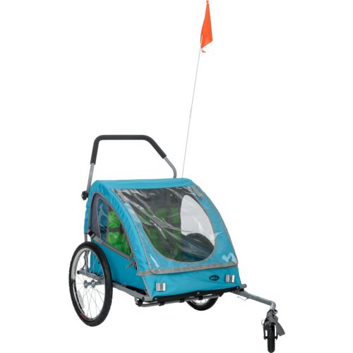 Bell Kids' Smooth Sailer Bicycle Trailer