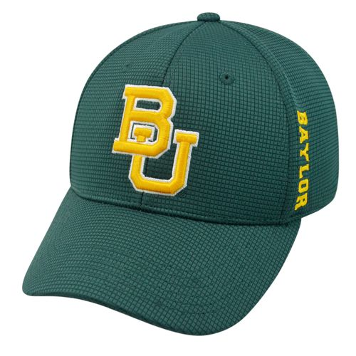 Top of the World Men's Baylor University Booster Plus Cap