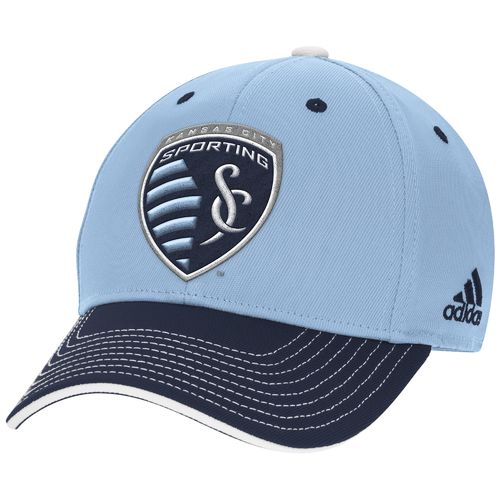 adidas™ Men's Sporting Kansas City Performance Structured Flex