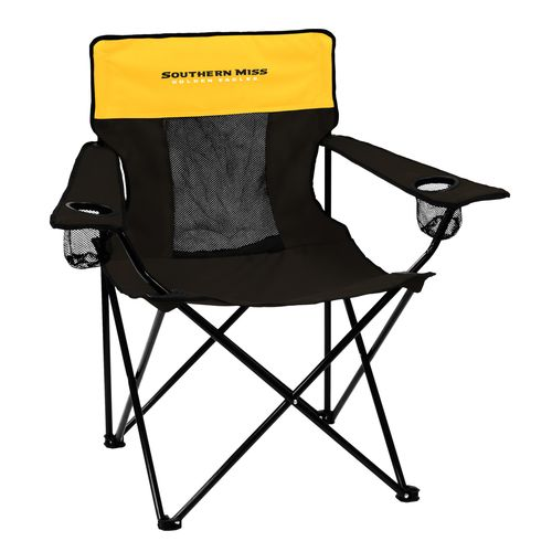 Logo™ University of Southern Mississippi Elite Chair