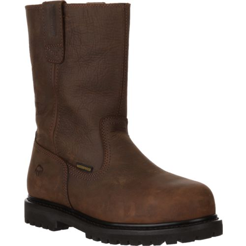 Wolverine Men's Iron Ridge II Steel Toe Work Boots - view number 2