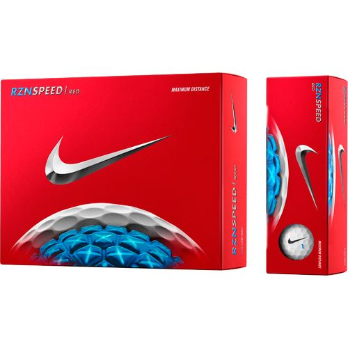 Nike RZN Speed Golf Balls