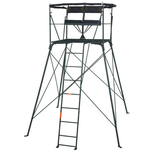 Game Winner® 2-Man Quad-Pod Rotate Stand